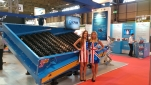 Flying the flags at RWM at the NEC